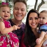 """A atriz Thais Fersoza afirmou, """"Sempre quis ter meu marido e meus filhos"""""""