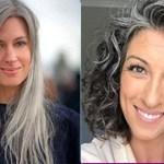 Revolução grisalha: a moda, agora, é o cabelo branco! Adeus tinturas!