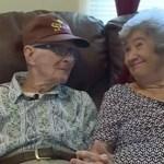 Casados há 71 anos, eles morreram no mesmo dia, com exatamente 12 horas de intervalo