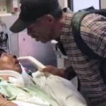 Idoso de 99 anos caminha 9 km todos os dias para visitar esposa hospitalizada