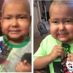 Menino com câncer faz porta-chaves coloridos para poder pagar tratamento