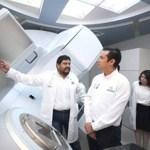 Este equipamento de alta precisão destrói tumores sem precisar de cirurgia