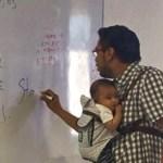 Professor de universidade se oferece para cuidar de filho de aluna para ela não perder as aulas