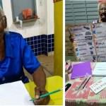 Impedida de estudar na infância, idosa aprende a ler e escrever aos 104 anos