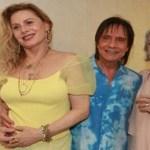 Fernanda Montenegro e Vera Fisher marcaram presença em show de Roberto Carlos