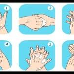 Não tem lavado as mãos da maneira correta? Veja aqui como lavá-la corretamente!