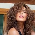 Atriz Juliana Paes revela os motivos de não usar cabelos cacheados nas novelas