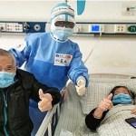 Ele Tem 98 Anos, Ela 85: Os Dois Curaram-Se Do Coronavírus Depois De Dias De Luta Contra A Doença