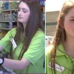 Funcionária de supermercado paga as compras de um homem idoso que não tinha dinheiro suficiente