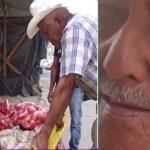 Vendedor de rua chora de felicidade quando um grupo de jovens compra todos os seus produtos para apoiá-lo