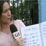 A jornalista Susana Naspolini está curada da Covid-19 e agradece o carinho dos fãs