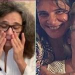 Cantora Simone chora durante live ao falar da morte da irmã caçula