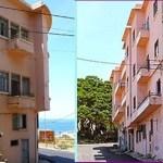 Homem construiu um edifício muito estreito e alto para bloquear a vista para o mar do seu irmão