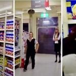 Mãe que tem 2 empregos para sustentar os seus 4 filhos tem surpresa depois de ser chamada para comparecer a setor do supermercado em que trabalha
