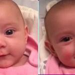 """Bebê de apenas algumas semanas diz """"eu amo você"""" à mãe e não para de sorrir para ela"""