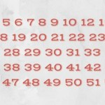 Há algo de errado com estes números: consegue identificar o erro na primeira tentativa?