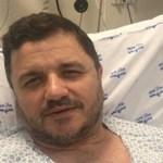 """Maurício Manieri sofre infarto e precisa de cirurgia: """"Foi um milagre o que aconteceu""""."""