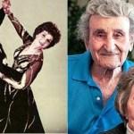 Eles se conheceram na infância agora comemoram 85 anos de casados