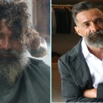 """Morador de rua ganha """"banho de loja"""" de empresário e muda drasticamente o visual"""