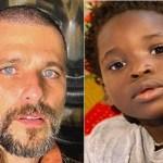 Fã de Bruno Gagliasso diz que Bless é bonito demais para ser seu filho, o ator dá resposta