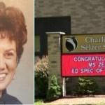 Professora doou todas as economias de sua vida para a escola onde trabalhou por 45 anos