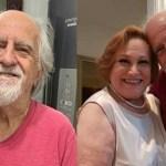 Ary Fontoura posta mensagem de carinho para Nicette Bruno, internada com covid-19