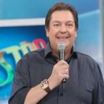 TV Globo desmente boato de que Fausto Silva estaria internado com Covid-19.