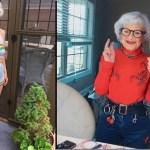 Influenciadora Baddie Winkle de 92 anos mostra que a idade não é empecilho para ser  estilosa
