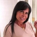 Gretchen de 61 anos tem nova profissão