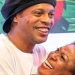 Mãe de ex-jogador Ronaldinho Gaúcho morre de complicações causadas pela Covid-19