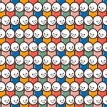 Consegue encontrar as carinhas diferentes em apenas 30 segundos?