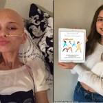 Jovem superou um câncer raro e decidiu se tornar médica!