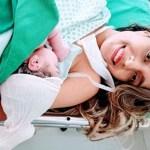 Mulher confunde gravidez com gastrite e só descobre gravidez ao dar à luz uma menina