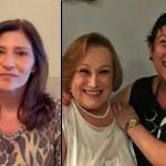 Depois de perder a mãe para Covid-19, a atriz Beth Goulart revela que irmã está intubada