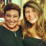 Vanessa Goulart comemora melhora da mãe, Bárbara Bruno, intubada com Covid-19