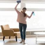 5 hábitos das pessoas que têm sempre a casa limpa