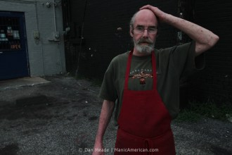 Dan Meade: Timothy Butt, Proprietor of Southern Meat Market, Normal Station