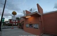 The Saturn Motel, still o-pen.