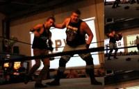 Walker Hayes ropes Sam Armstrong