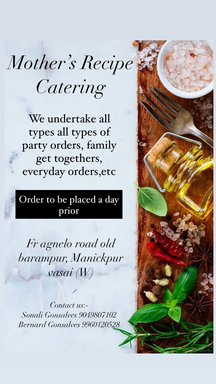 Mother's Recipe Catering