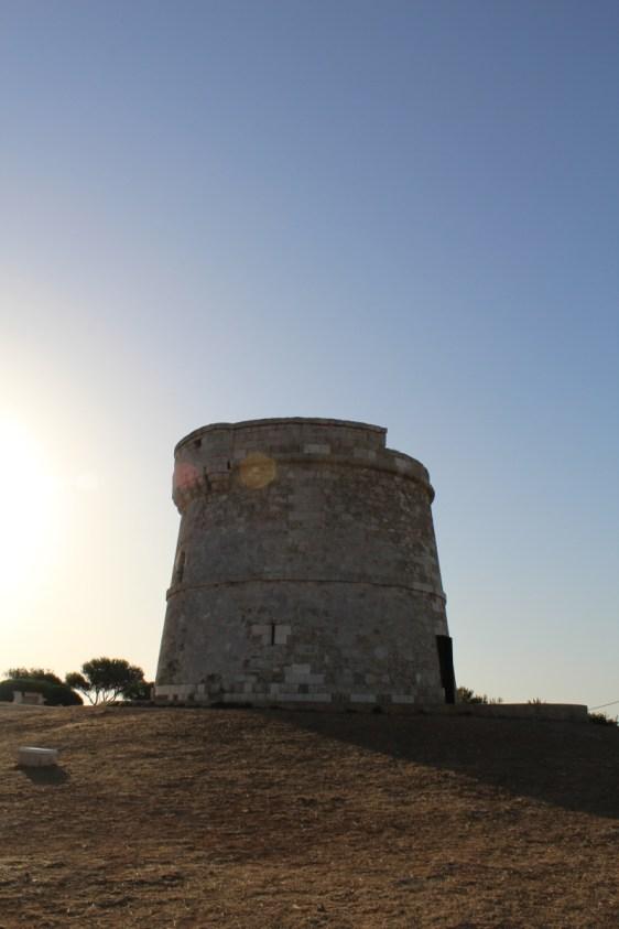 Torre di Son Ganxo, Minorca