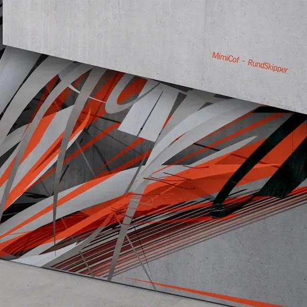 ベルリン在住 midori hirano のソロプロジェクト MimiCof のアルバム RundSkipper(2011年作品)