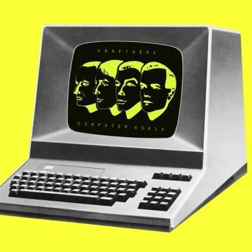 クラフトワークの「Computer World」は、なんだかドンキーコングのBGMにありそう