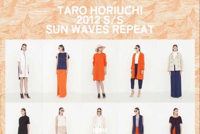 2012 S S|TARO HORIUCHI