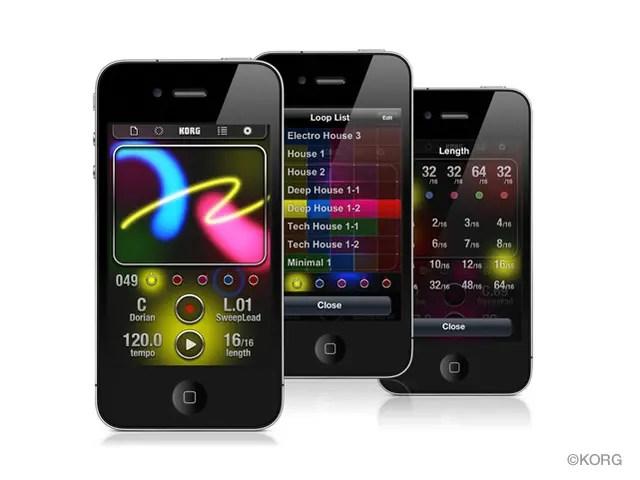 タッチ操作だけでオシャレなループ音源が作れるアプリ「iKaossilator」がすごく気に入っています。「iKaossilator」は、KORGが2011年にリリースしているスマートフォンやタブレット用のアプリです。
