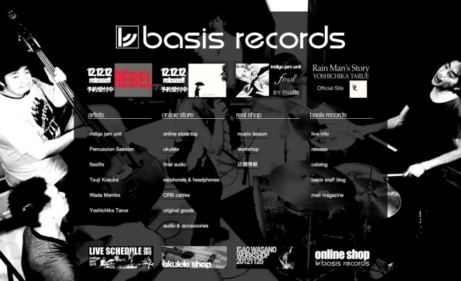 basis records