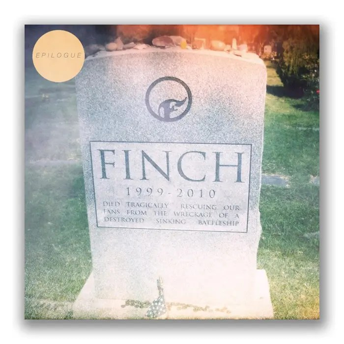 Finch『Epilogue』 | 自らを葬った解散前 最後のEP(2010年作品)