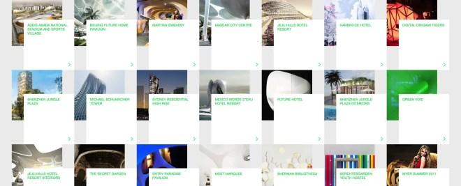 LAVA お洒落な建築事務所のサイト
