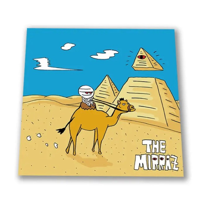 The Mirraz『選ばれてここに来たんじゃなく、選んでここに来たんだ』2月13日発売 | 1stメジャーアルバム