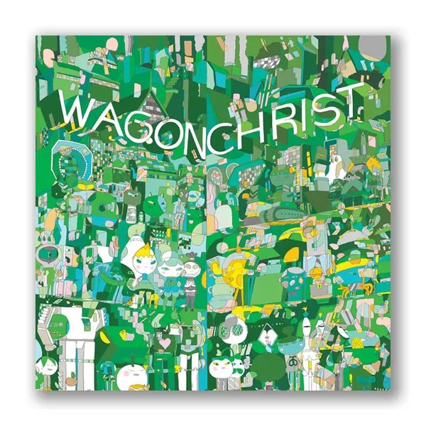 Wagon Christ『Toomorrow』(2011年作品)【オススメCD】